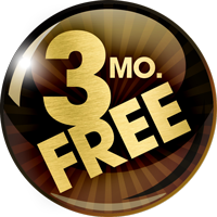 Three Free Bonus Months