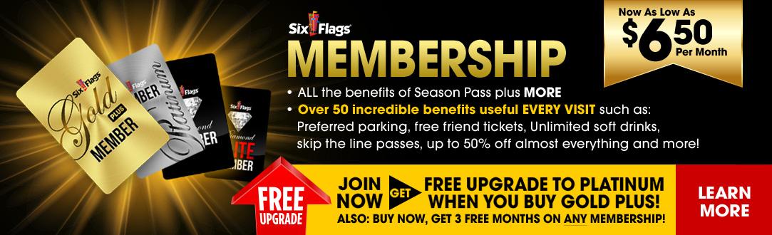 Season Pes Memberships Spring Break